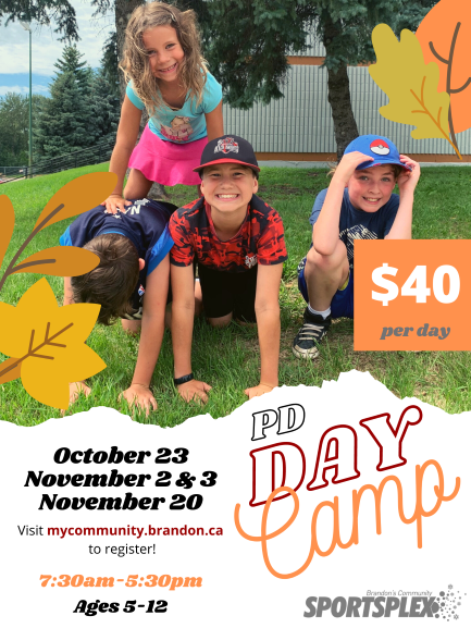 Fall 2020 PD Day Camps 3