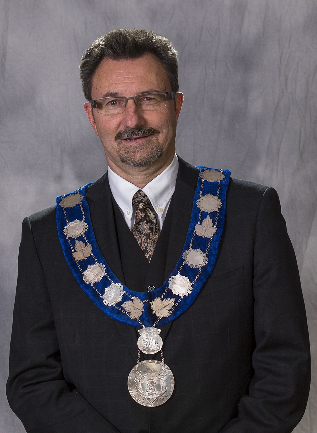 Mayor Rick Chrest
