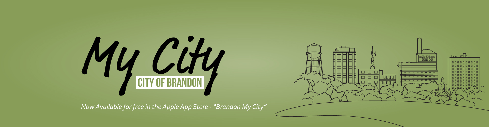 My City Free App on the Apple App Store