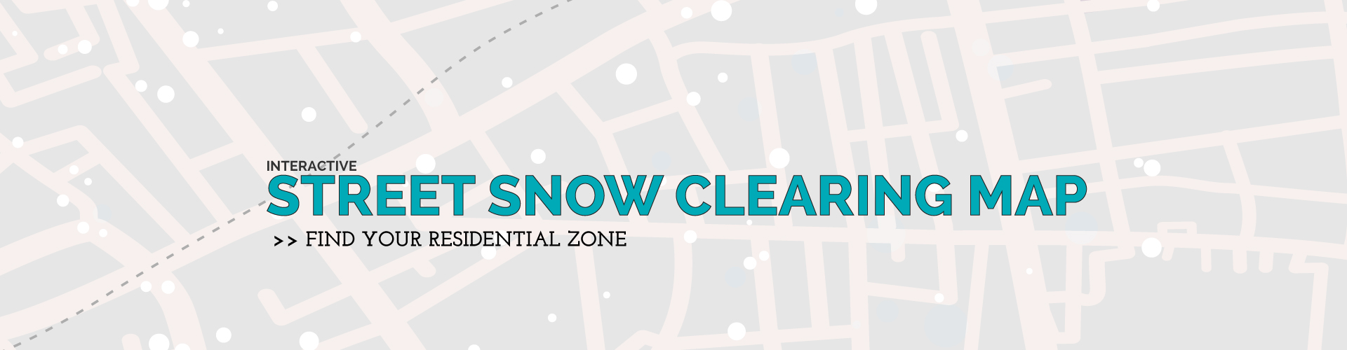 Snow Clearing Map