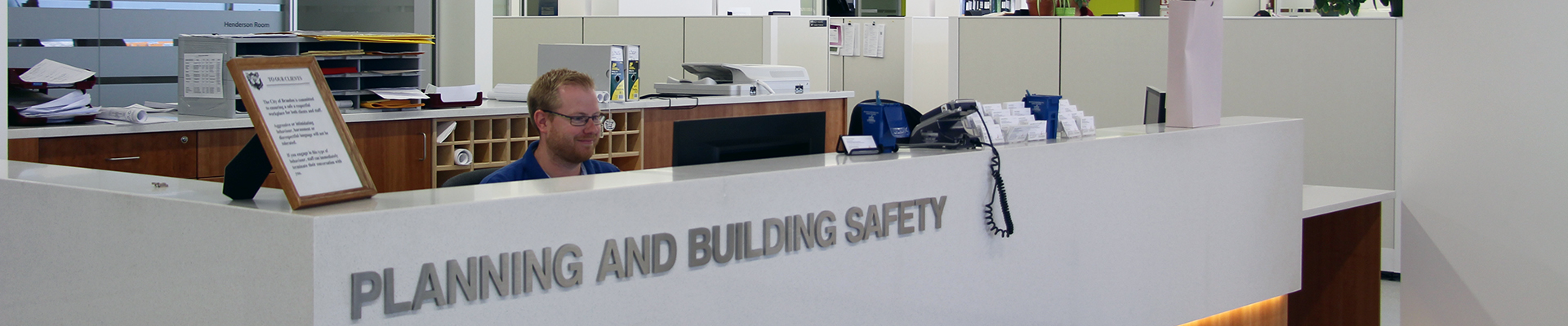 Planning & Building Safety Department